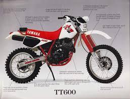 yamaha tt 600 59x cerca con google motorcycle pinterest