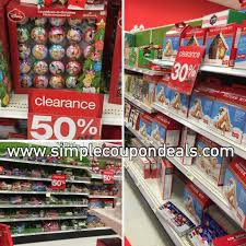 clearance christmas wrapping paper target christmas clearance finds 30 50 simple coupon deals