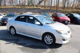 2010 toyota corolla s for sale 2010 toyota corolla s newburgh ny area toyota dealer serving
