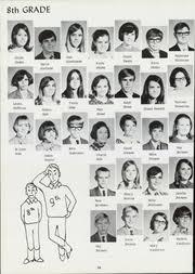 junior high school yearbooks nimitz junior high school mast yearbook tulsa ok class of
