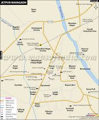 map of rajkot navagadh city map
