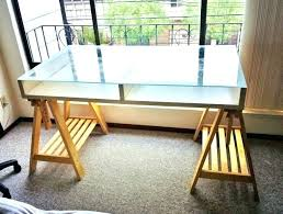 glass top office desk glass top desk ikea nikejordan22 com