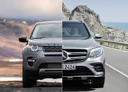 comparativa audi q5 lexus nx 2015 land rover discovery sport vs 2016 mercedes benz glc youtube