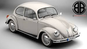 volkswagen beetle studio max 3d volkswagen beetle 2003 ultima edicion 3d model vehicles 3d models