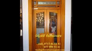home windows design in sri lanka door designs sri lanka photo gallery waduge furniture youtube
