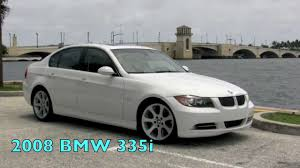 2011 bmw 335i sedan review 2008 bmw 335i white sedan mov