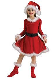 mrs claus costumes child mrs claus costume in stock about costume shop