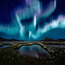 places you can see the northern lights a place where you can see the aurora places i want to travel to