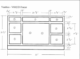 Standard Height Of Bathroom Mirror Standard Height Bathroom Vanity P66 About Remodel Creative Home