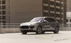 porsche jeep 2012 2014 porsche cayenne turbo s test u2013 review u2013 car and driver