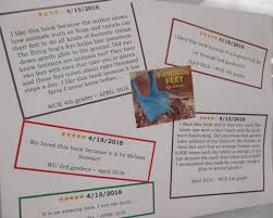 4th grade book report sample celebrate science showing students that their opinions matter third graders at carthage elementary and third and fourth graders at west carthage elementary read my books and wrote book reviews here are a few examples