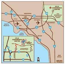 map of ucla directions ucla lake arrowhead conference center