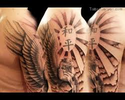 tattoo cross rays 21 best religious shoulder tattoos for men images on pinterest arm