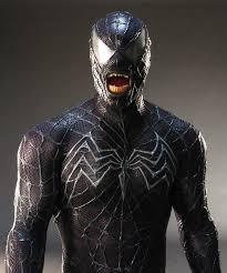 unused black spider man venom costumes spider man 3
