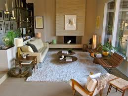 mid century modern room home design