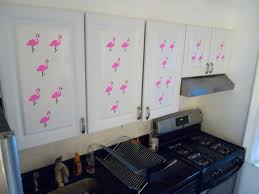 Spruce Up The Outside Of Your Kitchen Cabinets With Contact Paper - Contact paper for kitchen cabinets