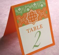 themed table numbers an arabian nights themed wedding table plan