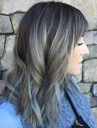 glamorous styles for medium grey hair grey hair trend 20 glamorous hairstyles for women 2018 page 4 of 4