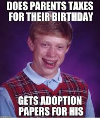 adoption is a present right imgflip