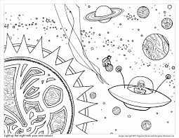 alien coloring pages best page outer spaceship coloring pages space coloring pages for