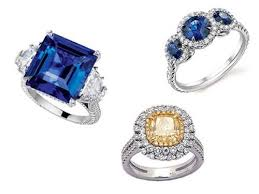 rings with stone images New trends in wedding rings with diamond jpg