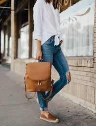 perfect summer backpack livvyland fashion and style