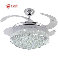 Ceiling Fan Crystal by Compare Prices On Modern Silver Ceiling Fan Online Shopping Buy