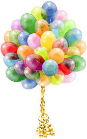 birthday balloons 207 best balloons images on happy birthday clip