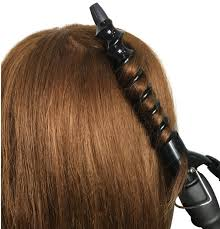 hair spirals conair instant heat spiral curling iron 3 4 inch beauty