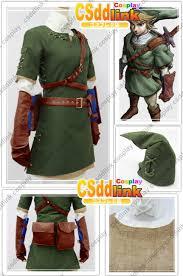 Zelda Costumes Halloween Legend Zelda Zelda Link Cosplay Costume Csddlinkcosplay