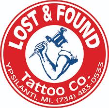 lost u0026 found tattoo ypsilanti mi 48198