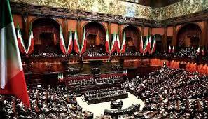 parlamento seduta comune parlamento italiano composizione