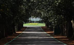 famous landmarks at augusta national golf club