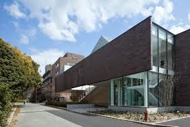House Technology by Kit House Student Union Building Kyoto Institute Of Technology