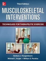 the tools of rehabilitation musculoskeletal interventions