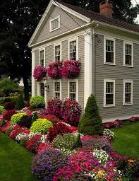Front Of House Landscaping Ideas by 31 Amazing Front Yard Landscaping Designs And Ideas Remodeling