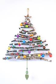 twig christmas tree make your own christmas tree handmade
