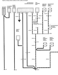 1996 acura rl wiring diagram 1994 acura integra wiring diagram