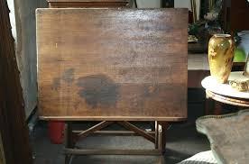 vintage wood drafting table vintage drafting table original solid wood antique drafting table