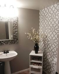 wallpaper in bathroom ideas wallpaper for bathrooms home design gallery www abusinessplan us