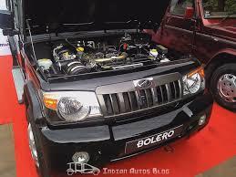 modified bolero mahindra bolero facelift images 14 indian autos blog