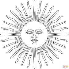 sun god coloring page kids drawing and coloring pages marisa