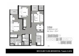 Gateway Floor Plan by The Gateway Cambodia Showflat Viewing Hotline 65 9798