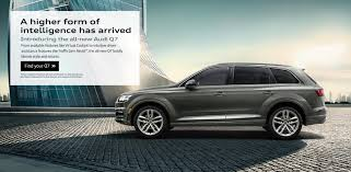 audi showroom 2017 audi q7 audi dealer in chevy chase md
