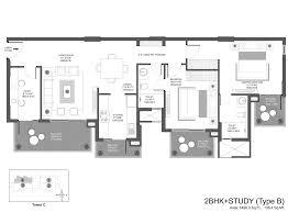 floor plan srk residency pvt ltd godrej icon at sector 88a