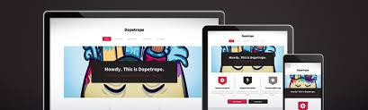 30 free and beautiful html5 templates designer daily graphic