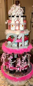 birthday basket the 25 best 21st birthday basket ideas on 21st gifts