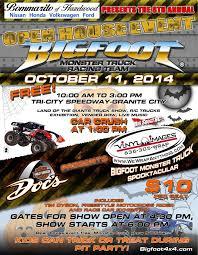 bigfoot 4x4 monster truck everybody u0027s scalin u0027 for the weekend u2013 doggin u0027 big squid rc