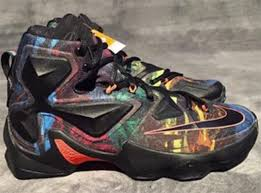Nike Lebron 13 colors make up this nike lebron 13 weartesters