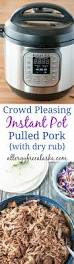 crowd pleasing instant pot pulled pork with dry rub recipe